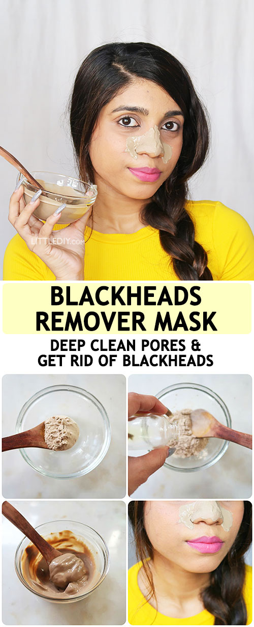 Photo of CLEAR BLACKHEADS MASK