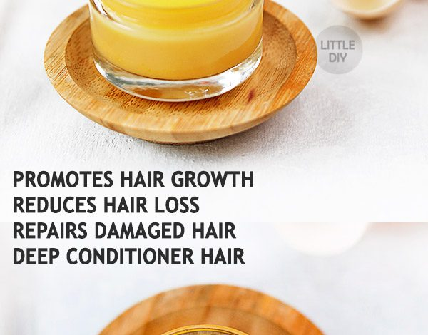 Photo of NATURAL PROTEIN HAIR TREATMENT