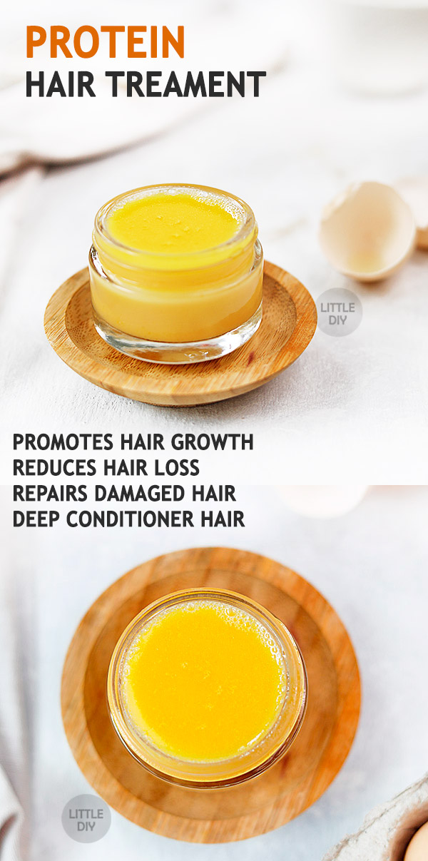 NATURAL PROTEIN HAIR TREATMENT