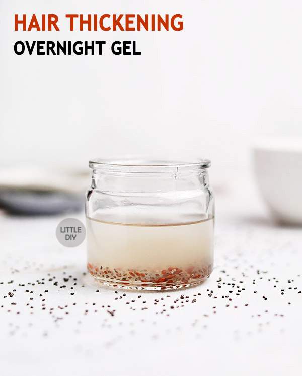 HAIR THICKENING OVERNIGHT GEL