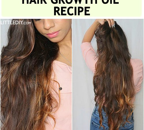INDIAN FASTER HAIR GROWTH OIL RECIPE