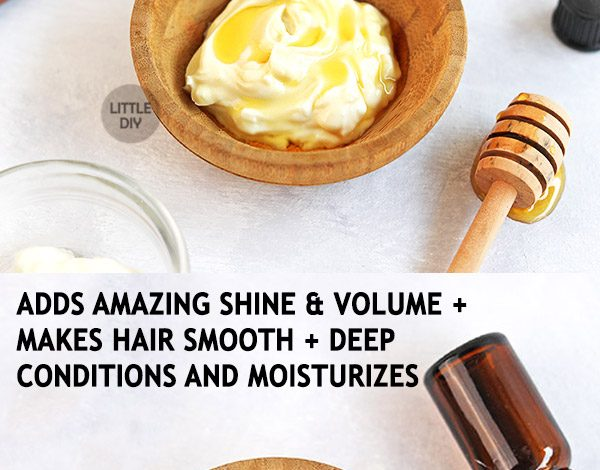 Photo of Honey Hair conditioner – smooth, silky and add amazing shine to your hair