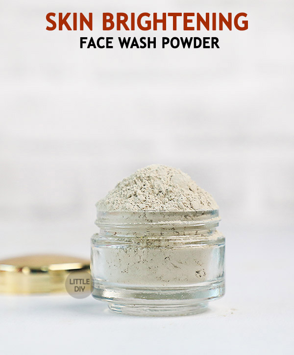 SKIN BRIGHTENING FACE WASH POWDER