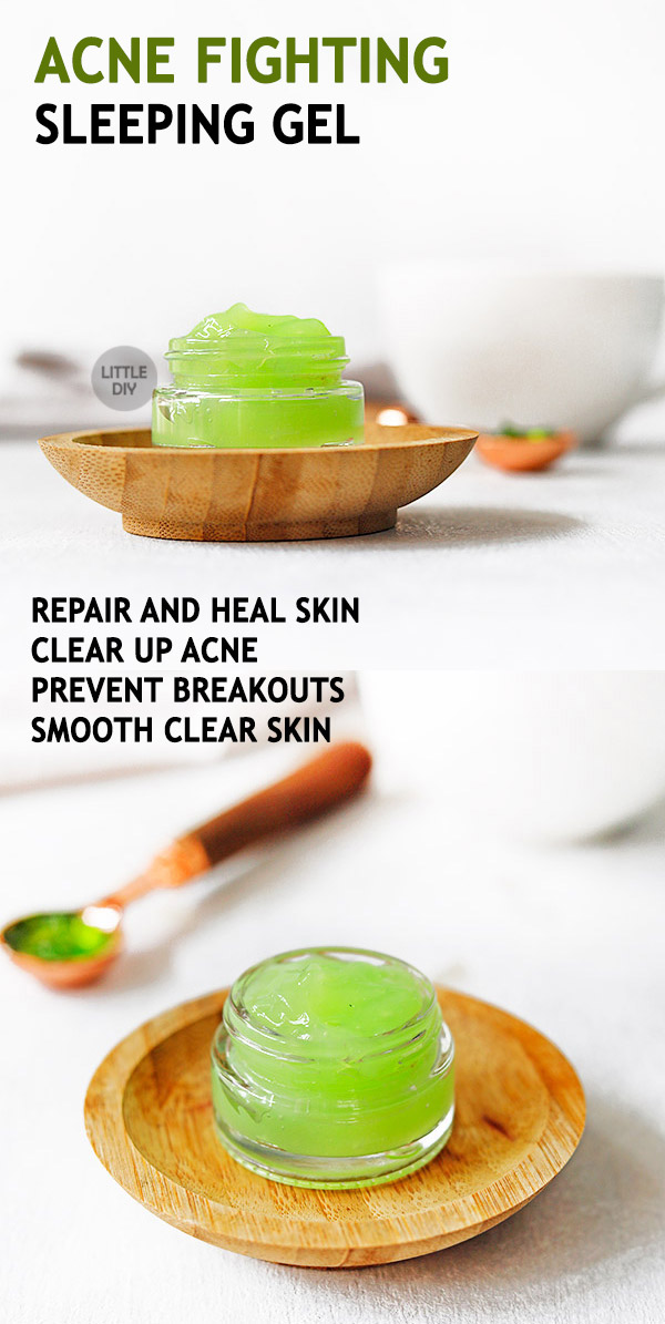 ACNE FIGHTING GEL FOR CLEAR SKIN