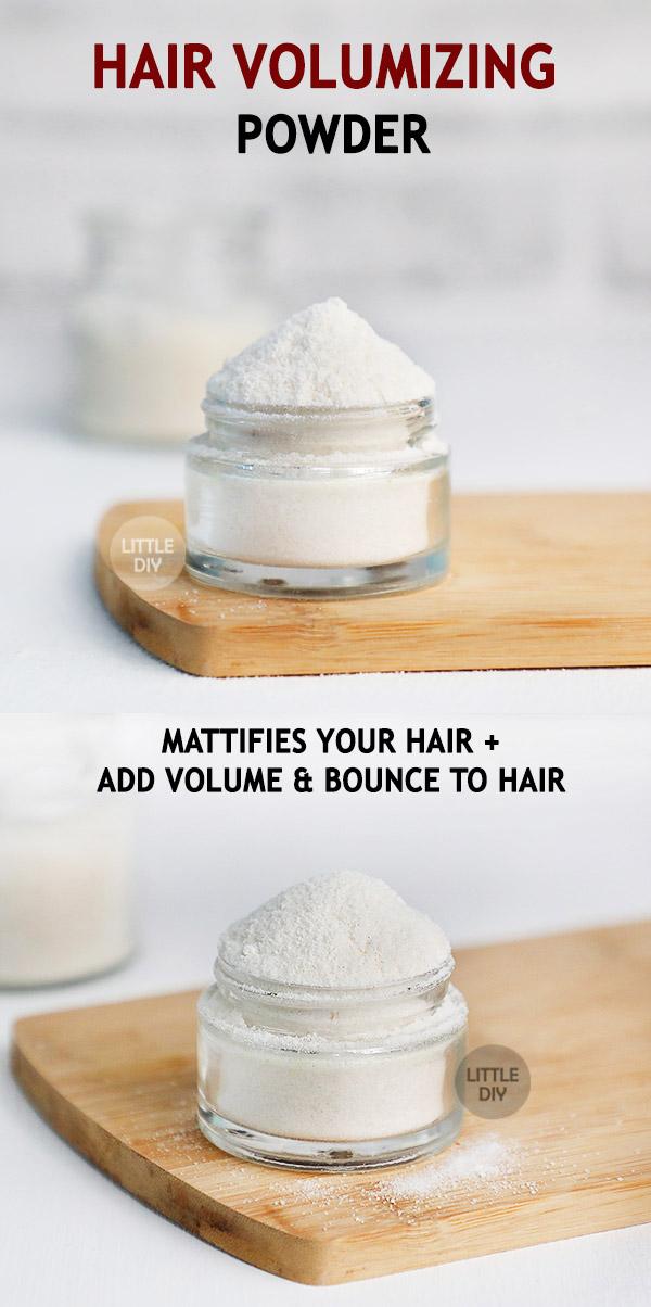 Photo of Hair Volumizing Powder