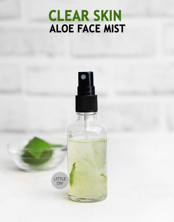CLEAR SKIN ALOE FACE MIST