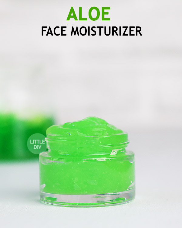 ALOE FACE MOISTURIZER FOR SMOOTH GLOWING SKIN
