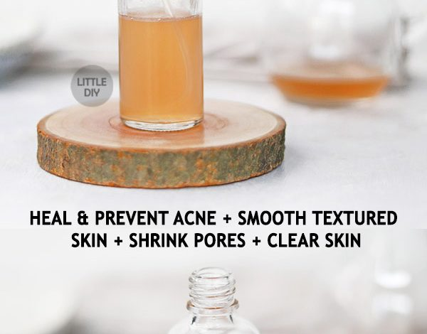 Photo of CLEAR ACNE BEAUTY WATER – heal and prevent acne