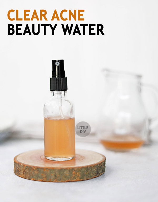 CLEAR ACNE BEAUTY WATER