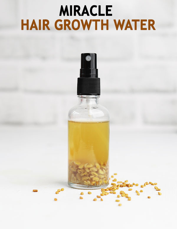MIRACLE HAIR GROWTH WATER