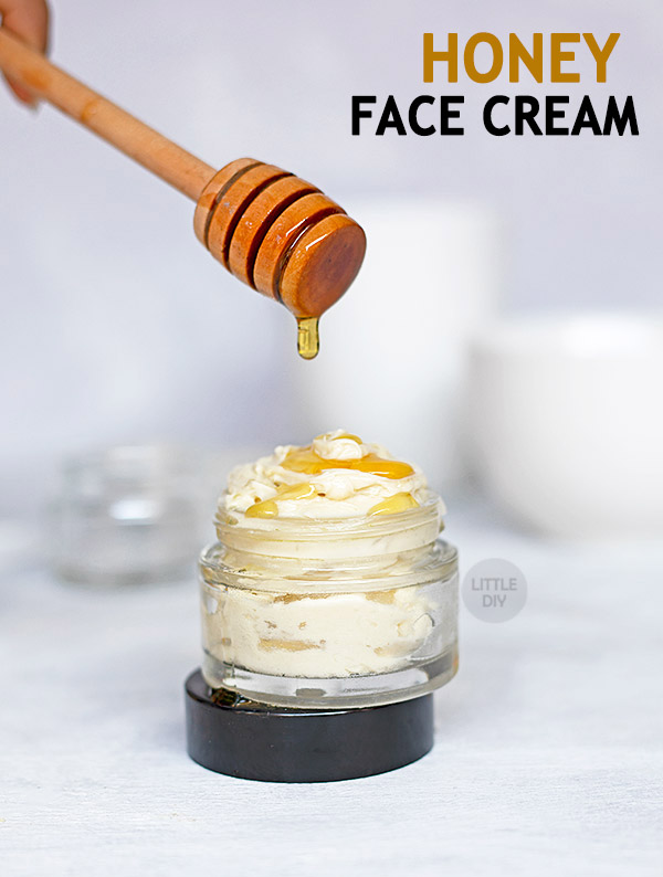 Honey Face Cream for Smooth and Healthy Skin
