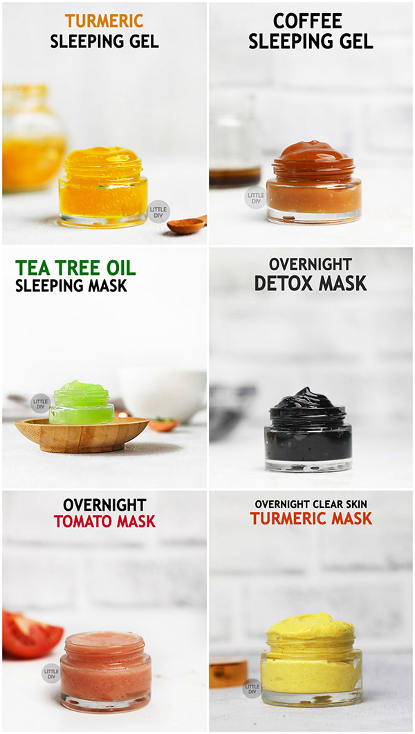 Top Overnight face masks to wake up to clear skin