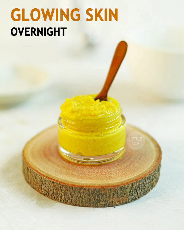 GET GLOWING SKIN OVERNIGHT